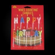 Happy Birthday Candles 1