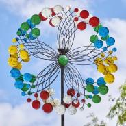Harlequin Solar LED Wind Spinner 2