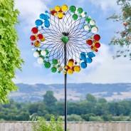 Harlequin Solar LED Wind Spinner 1