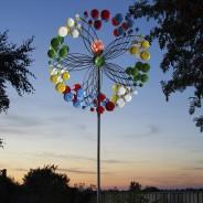 Harlequin Solar LED Wind Spinner 3