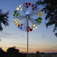 Harlequin Solar LED Wind Spinner 4