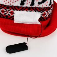 LED Reindeer Hat 5