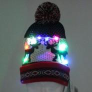LED Reindeer Hat 3