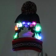 LED Reindeer Hat 4