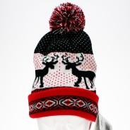 LED Reindeer Hat 2