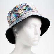 Silver Holographic Unicorn Hat 3