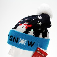LED Let It Snow Hat 6