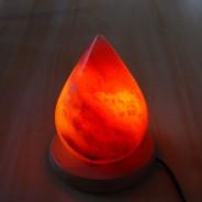 Himalayan Cone Salt Lamp 1