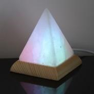 Himalayan Salt USB Pyramid Lamp (27102) 3