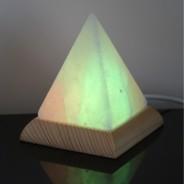 Himalayan Salt USB Pyramid Lamp (27102) 2