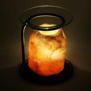 Himalayan Salt Oil Burner 1