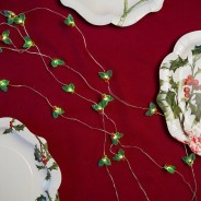 Holly Fairy Lights 1