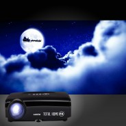 Total Home FX Special Effects Projector (800 Series HMDI) 14 Santa's Sleigh