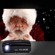 Total Home FX Special Effects Projector (800 Series HMDI) 12 Father Christmas
