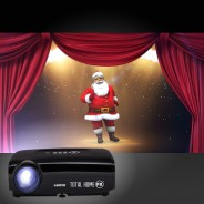 Total Home FX Special Effects Projector (800 Series HMDI) 13 Santa Claus