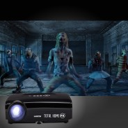 Total Home FX Special Effects Projector (800 Series HMDI) 4 Zombies