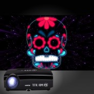 Total Home FX Special Effects Projector (800 Series HMDI) 8 Sugar Skull