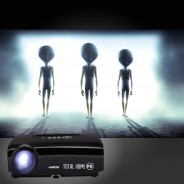Total Home FX Special Effects Projector (800 Series HMDI) 9 Alien Invasion