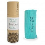 Yoga Towel for Hot Yoga - Grippy 2