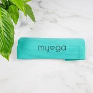 Yoga Towel for Hot Yoga - Grippy 3