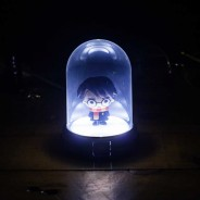 Harry Potter Mini Bell Jar Light 3
