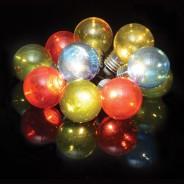 Multi Coloured Festoon Lights 5