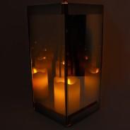 40cm Infinity Mirror Lantern 1