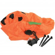 Inflatable Three Pumpkin Stack 4