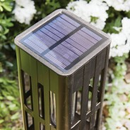 Intelligent Solar Polaris Bollard Post Light 3