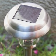 Intelligent Solar Pulsar Stainless Steel Spike 3