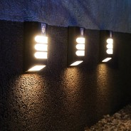 Intelligent Solar Rana Wall Light 1