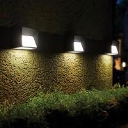 Intelligent Solar Skye Wall Light 1