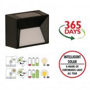 Intelligent Solar Skye Wall Light 3
