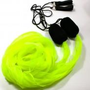 Juggle Dream Neon Scarf Poi 2