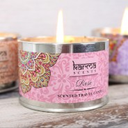 Karma Scented Candles 1