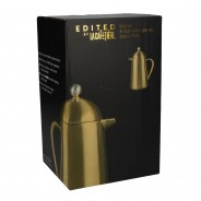 Brushed Gold 8 Cup La Cafetiere 5
