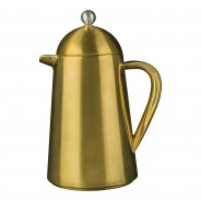 Brushed Gold 8 Cup La Cafetiere 4