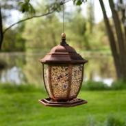 Lantern Bird Feeder 1