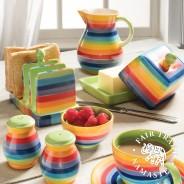 Rainbow Ceramics Table Essentials  1