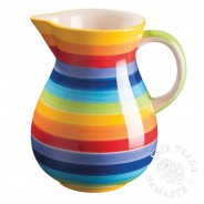 Rainbow Ceramics Breakfast Essentials  11 Large Jug
