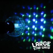 Large Light Up Star Wand 7