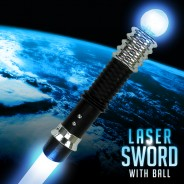 Light Up Laser Sword with Ball 3