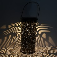 Leaf Shadow Lantern 2