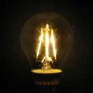 B22 4W LED Cob Filament Bulb 1