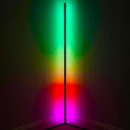 Colour Change Multi Function LED Corner Lamp 5