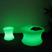 Light Up Mood Curved Table 3