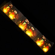 LED Draught Excluder 2 Snowman