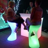 LED Ergonomic Bar Stool 5