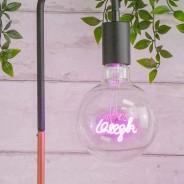 Laugh LED Filament Bulb 1