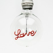 Love LED Filament Bulb 5
